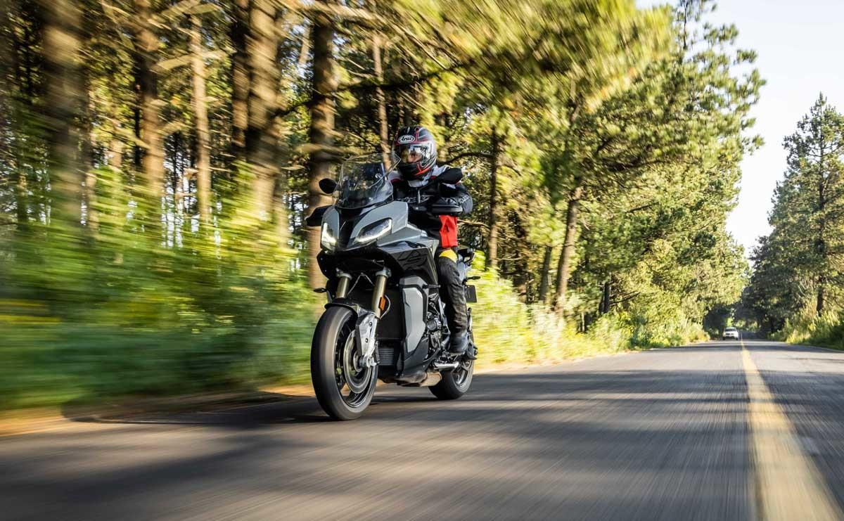 Prueba BMW S 1000 XR 2021 (image)