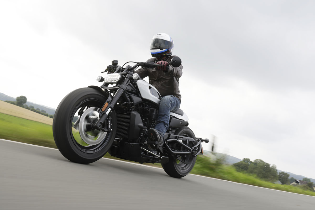 Prueba Harley-Davidson Sportster S 2021 (image)
