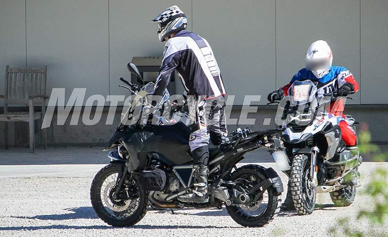 06 BMW R 1300 GS 2023