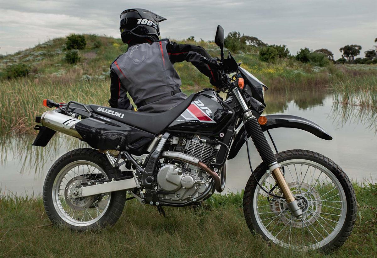Suzuki DR650: de vuelta en nuestro país (image)