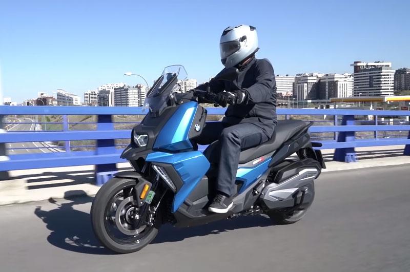 Videoprueba BMW C 400 X (image)