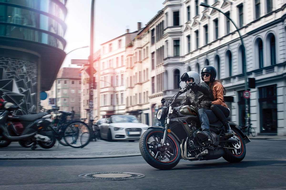 Consejos: manejo de moto en ciudad (image)