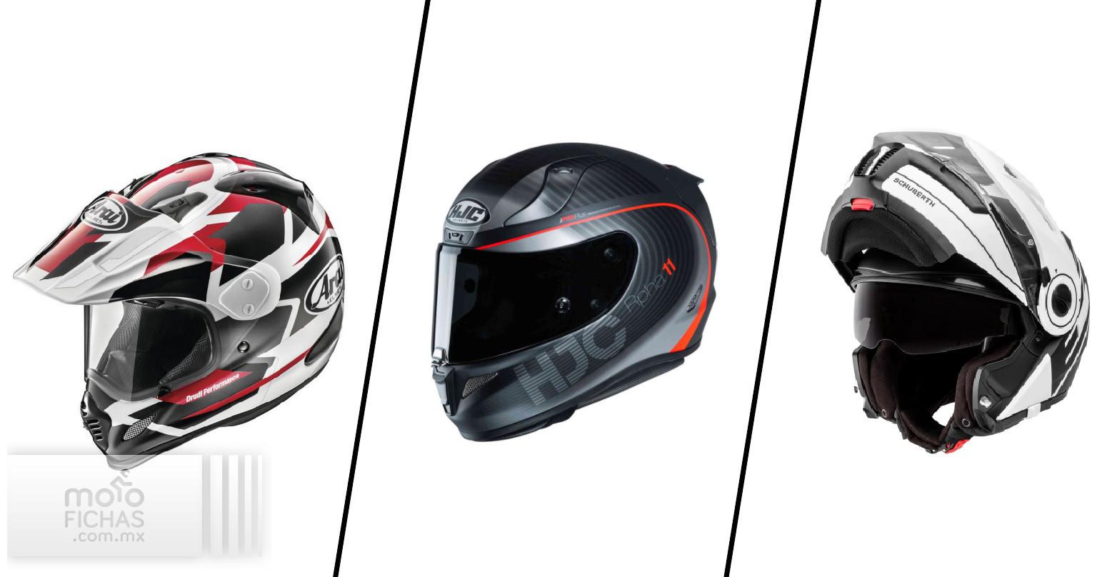 Diferencias entre tipos de cascos  (image)
