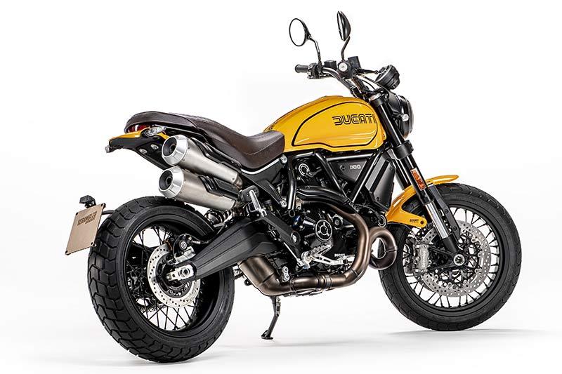 Ducati Scrambler 1100 Tribute Pro 2022 06