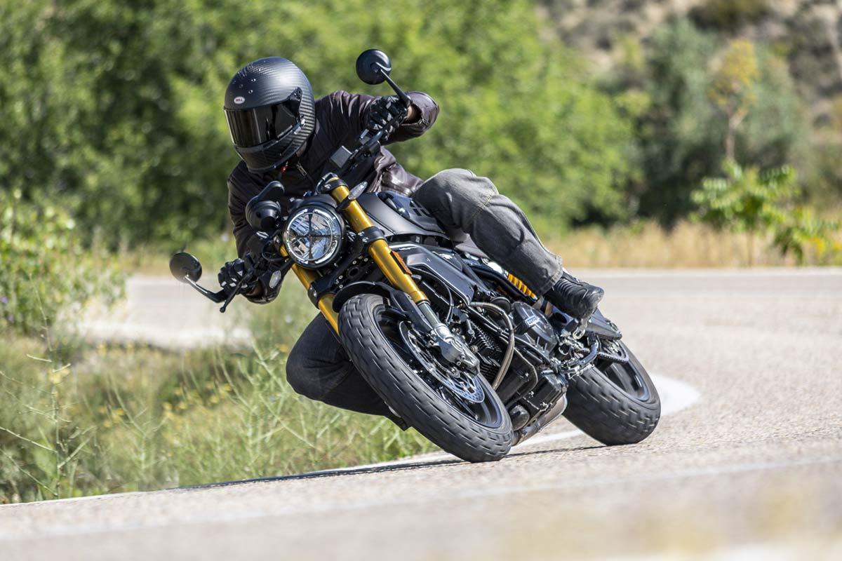 Prueba Ducati Scrambler 1100 Sport Pro 2020 (image)
