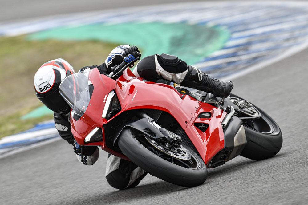 Prueba Ducati Panigale V2 (vídeo) (image)