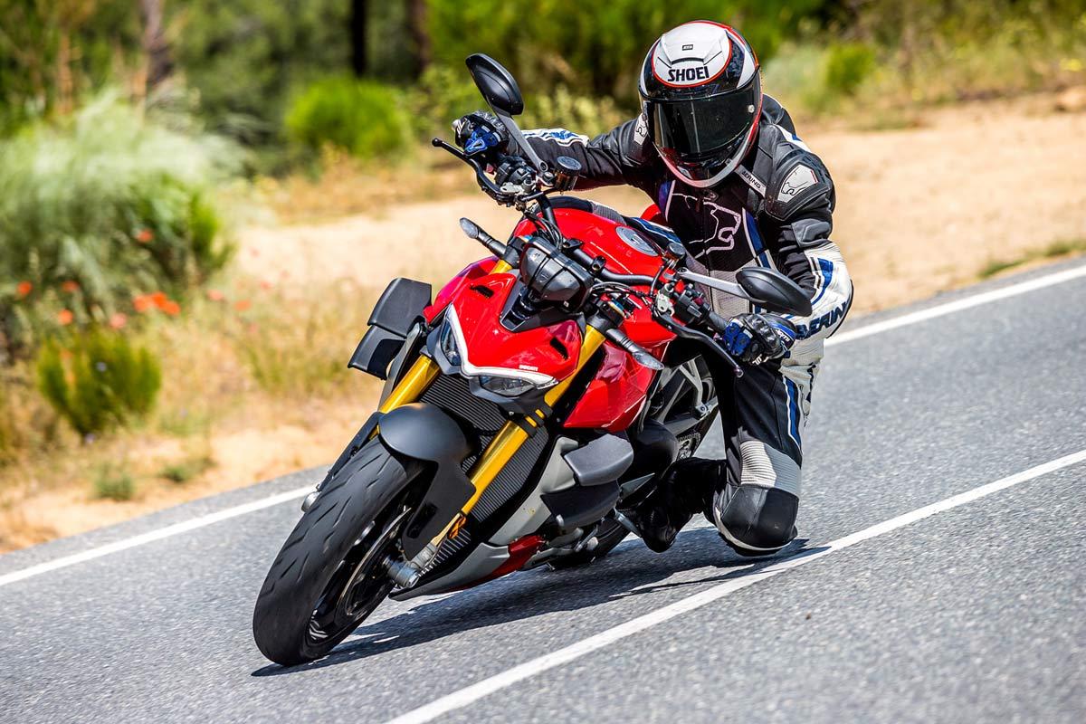Prueba Ducati Streetfighter V4 S (image)
