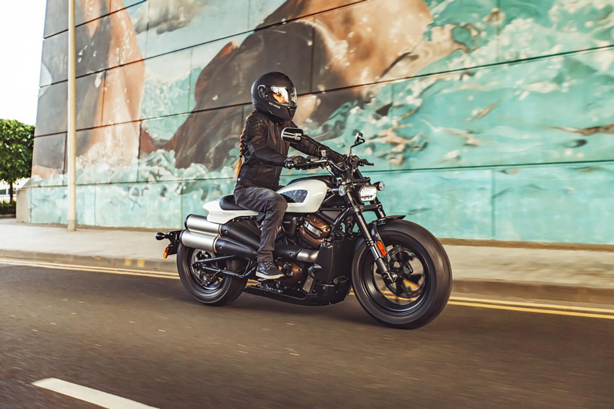 Harley-Davidson Sportster S 2022: lo más nuevo  (image)