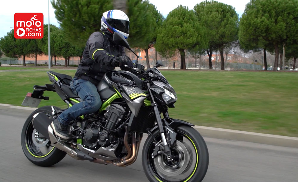 Videoprueba Kawasaki Z900 2020 (image)