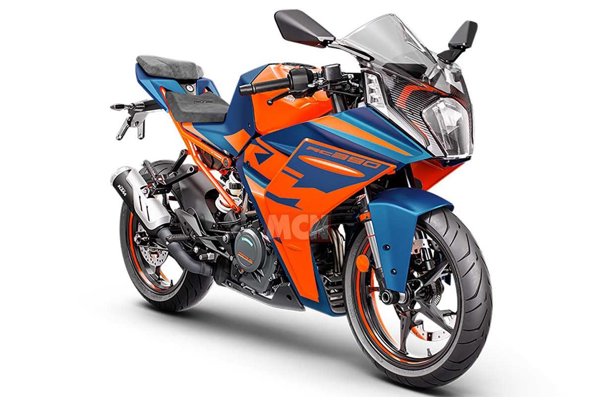 KTM RC390 2022 01