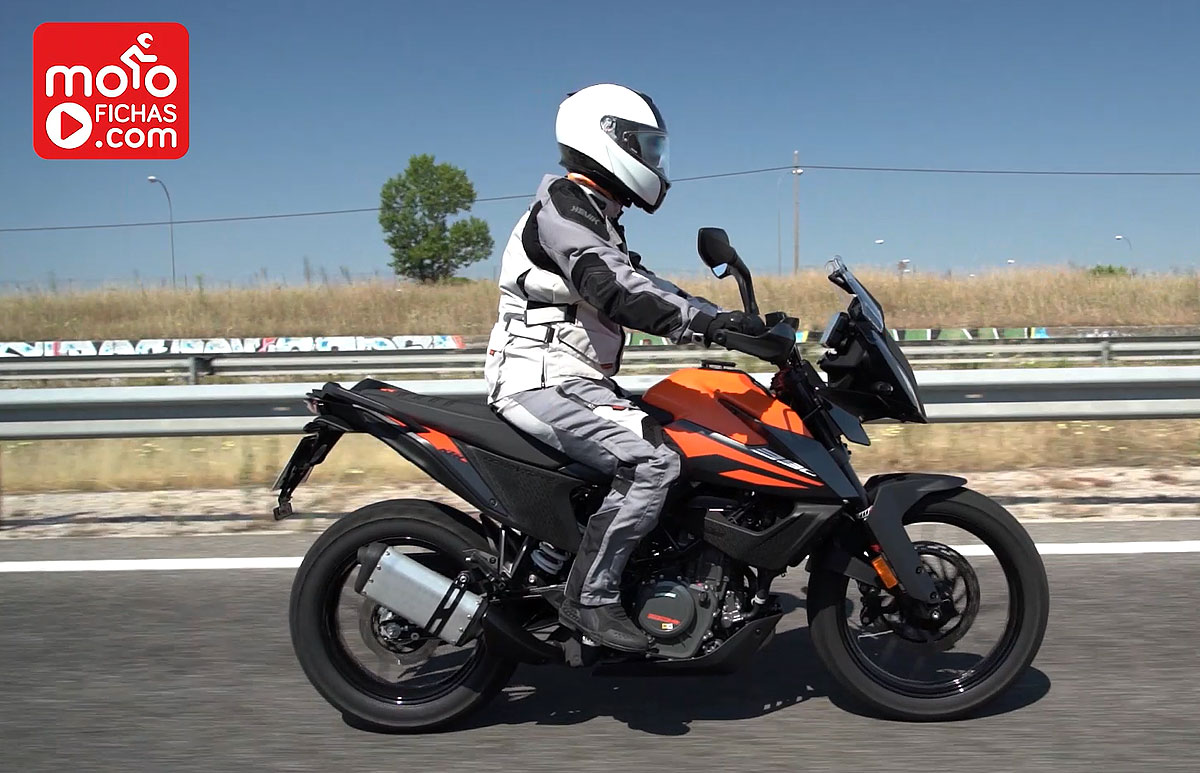 Prueba KTM 390 Adventure (Vídeo) (image)