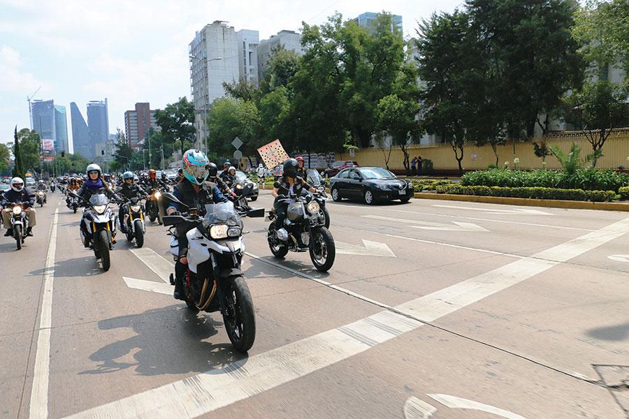Los motociclistas ahora necesitan licencia específica  (image)