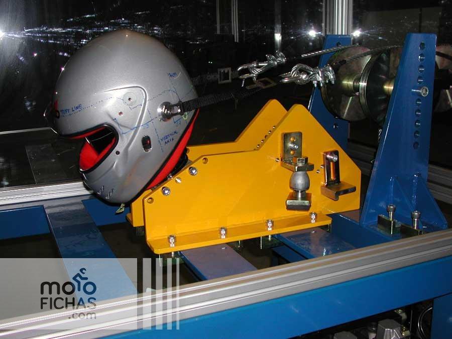homologacion casco