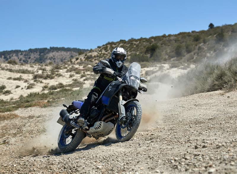 Prueba Yamaha Ténéré 700: la esencia del trail (image)