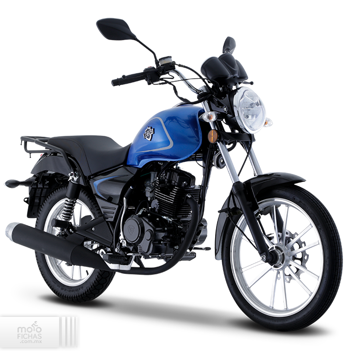 Italika RC 150 1