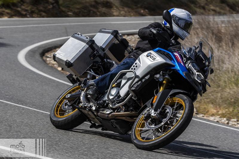 prueba bmw f 850 gs adventure 2019 texto