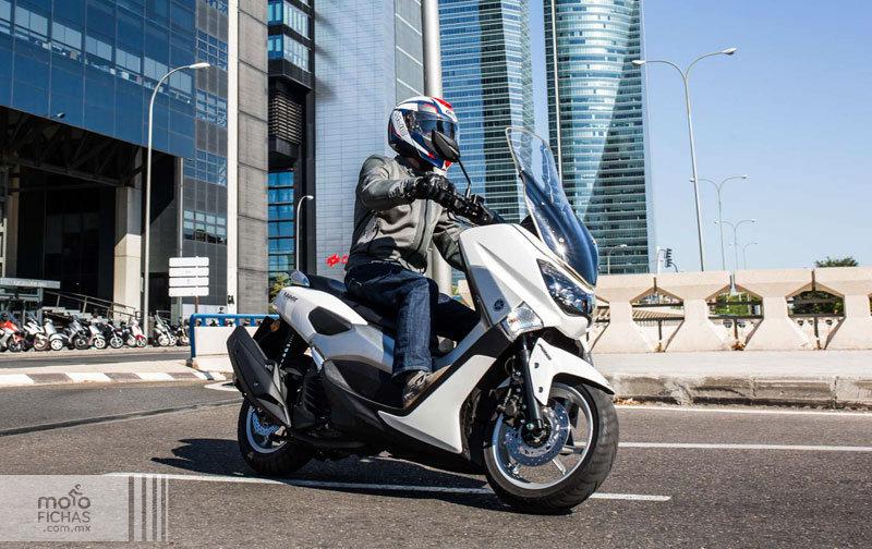 Prueba Yamaha NMAX 125: el especialista (image)